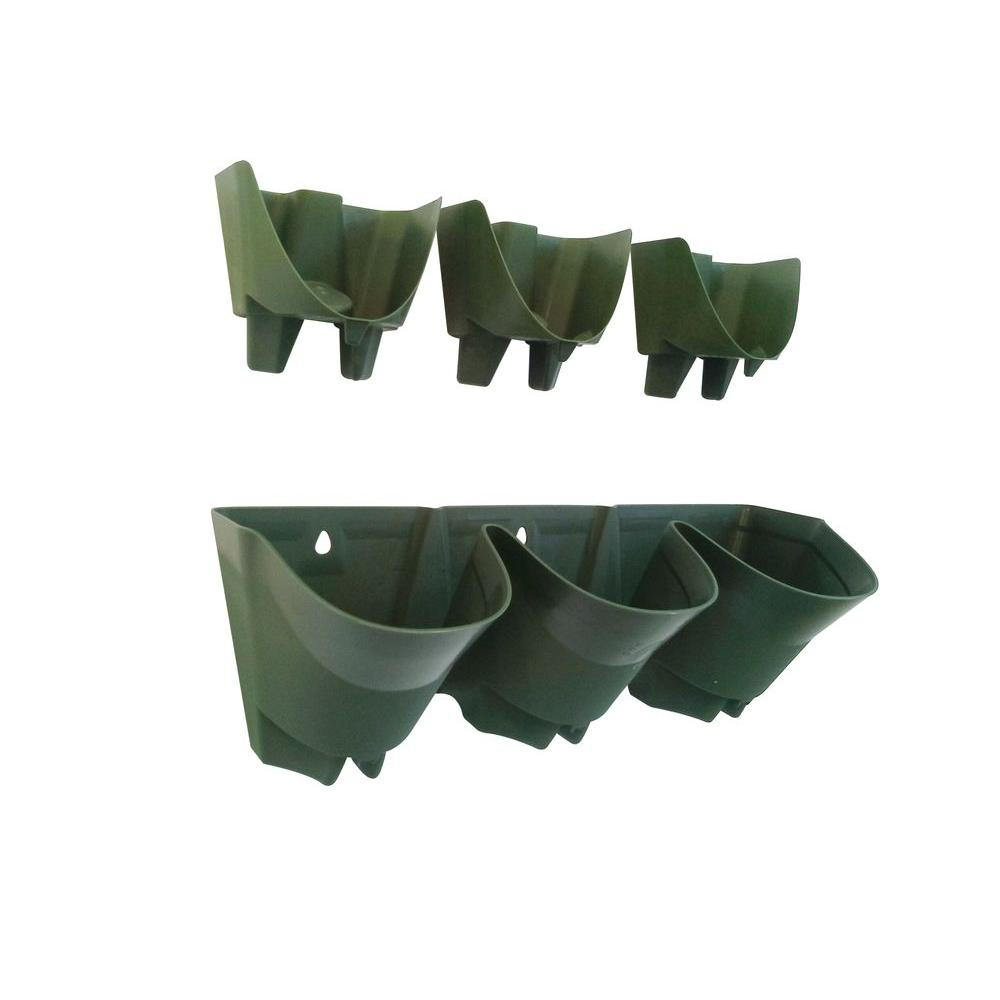 Vertical & Wall Planters - Pots & Planters - The Home Depot