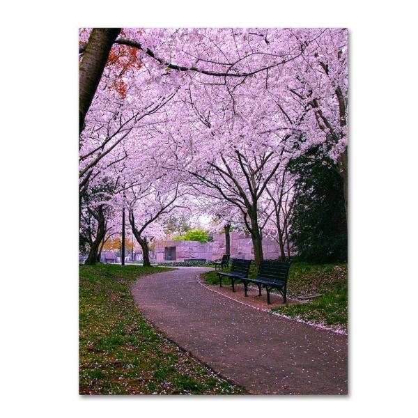 Trademark Fine Art 26 in. x 32 in. The Hope Canvas