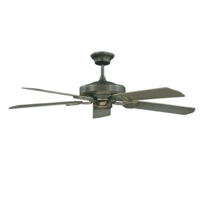 52 in. Indoor Oil Rubbed Bronze Ceiling Fan