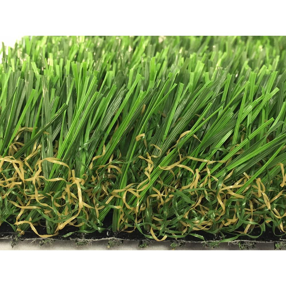 GREENLINE 3D-W Pro 80 Spring Artificial Grass Synthetic Lawn Turf Carpet