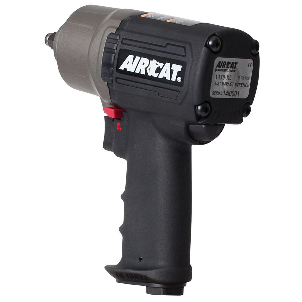 High Low Torque Composite Twin Hammer Impact Wrench