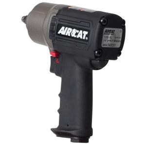 Click here to buy AIRCAT 3/8 inch High/Low Torque Composite Twin Hammer Impact Wrench by AIRCAT.