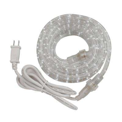 78-Light 6 ft. Integrated LED Rope Light