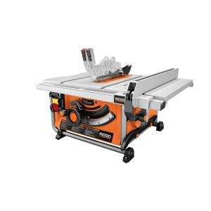 RIDGID R45171NS 15 Amp Corded 10 in. Compact Table Saw