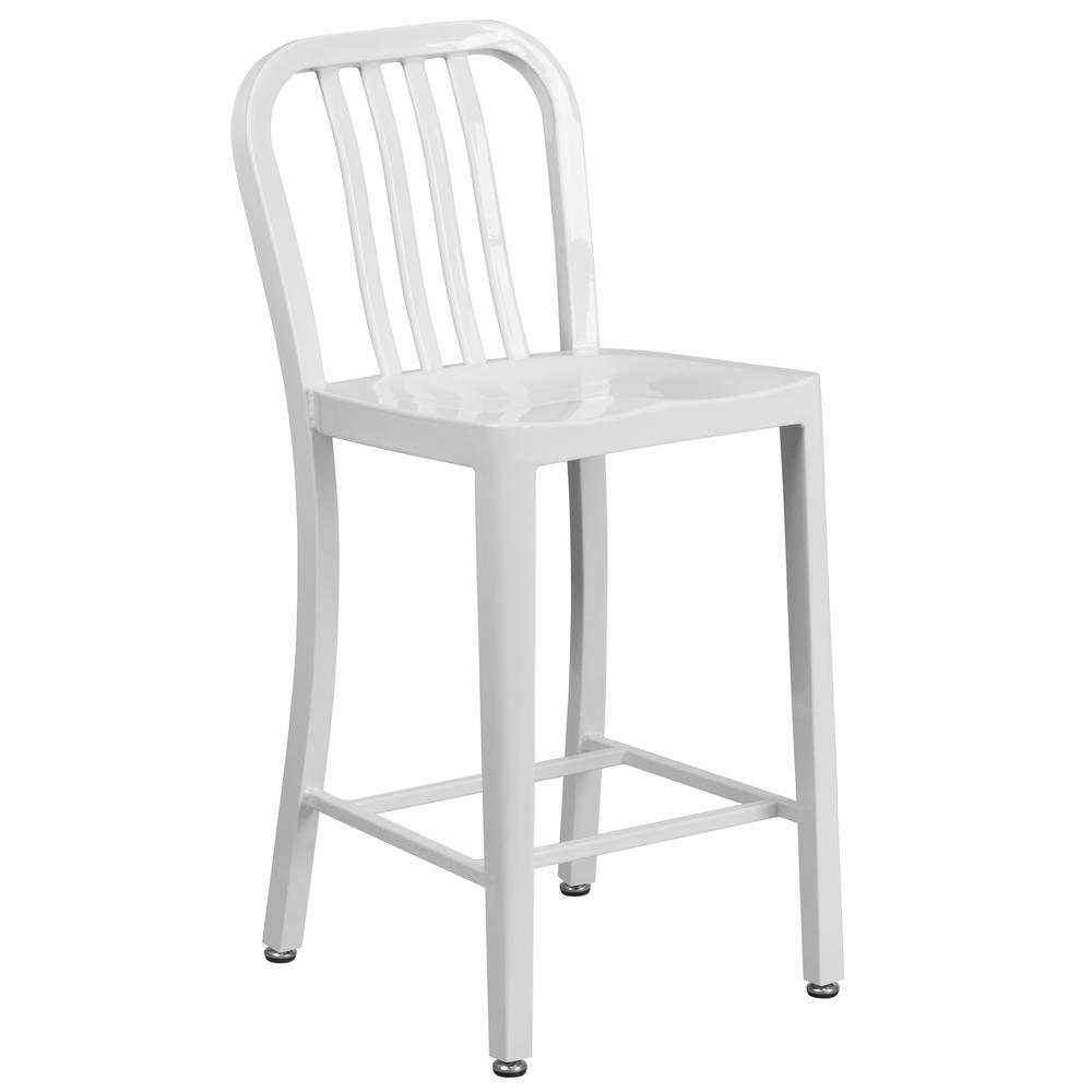 This Review Is From:24.5 In. White Bar Stool