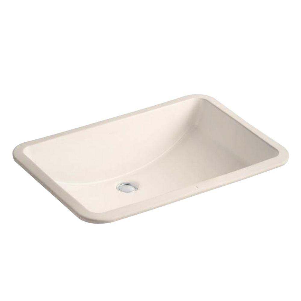Kohler ladena 23 1 4 undermount bathroom sink in innocent Kohler ladena undermount bathroom sink