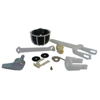 Touch Flush Full Assembly Kit, Fits Eljer Toilets