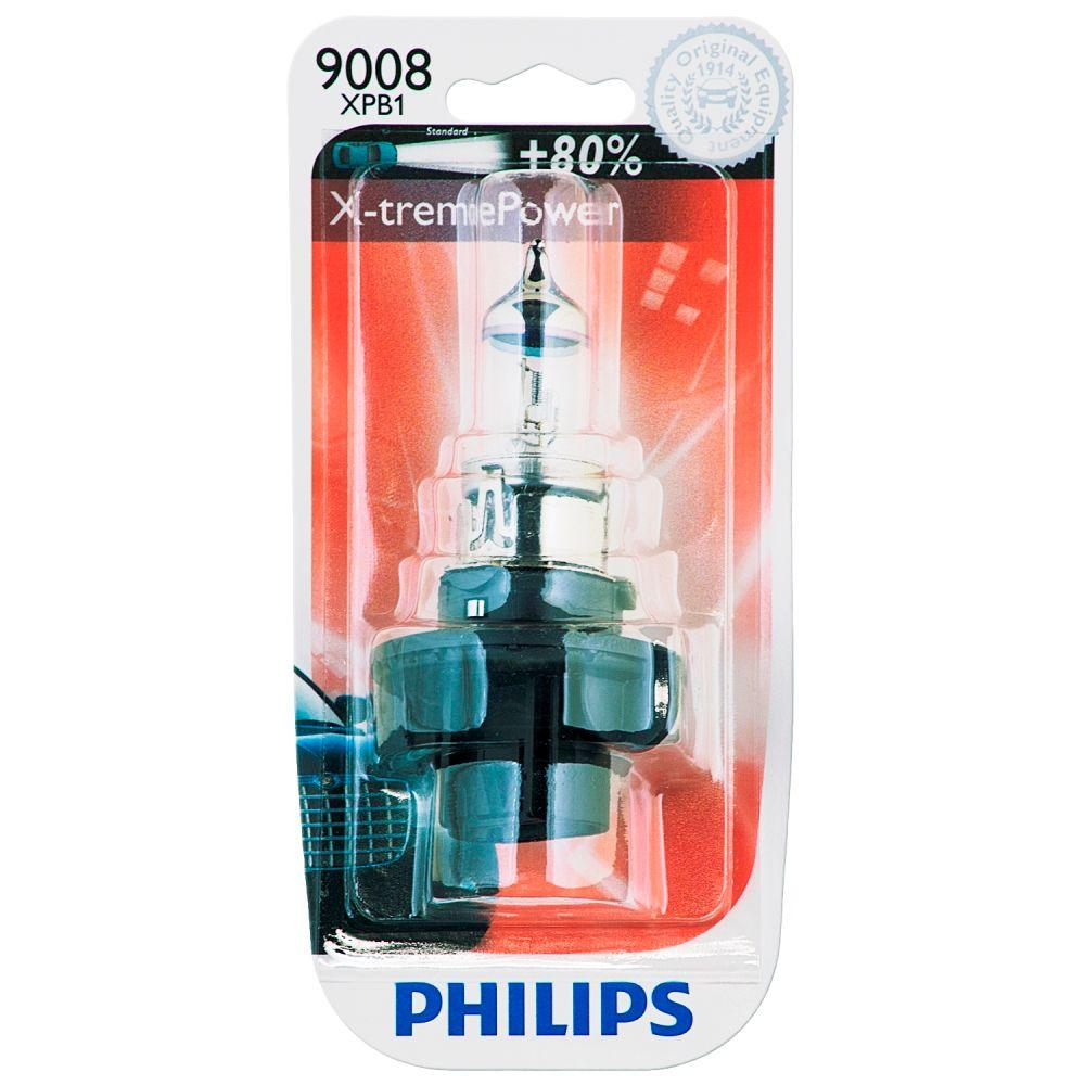Philips XtremePower 9008/H13 Headlight Bulb (1-Pack)