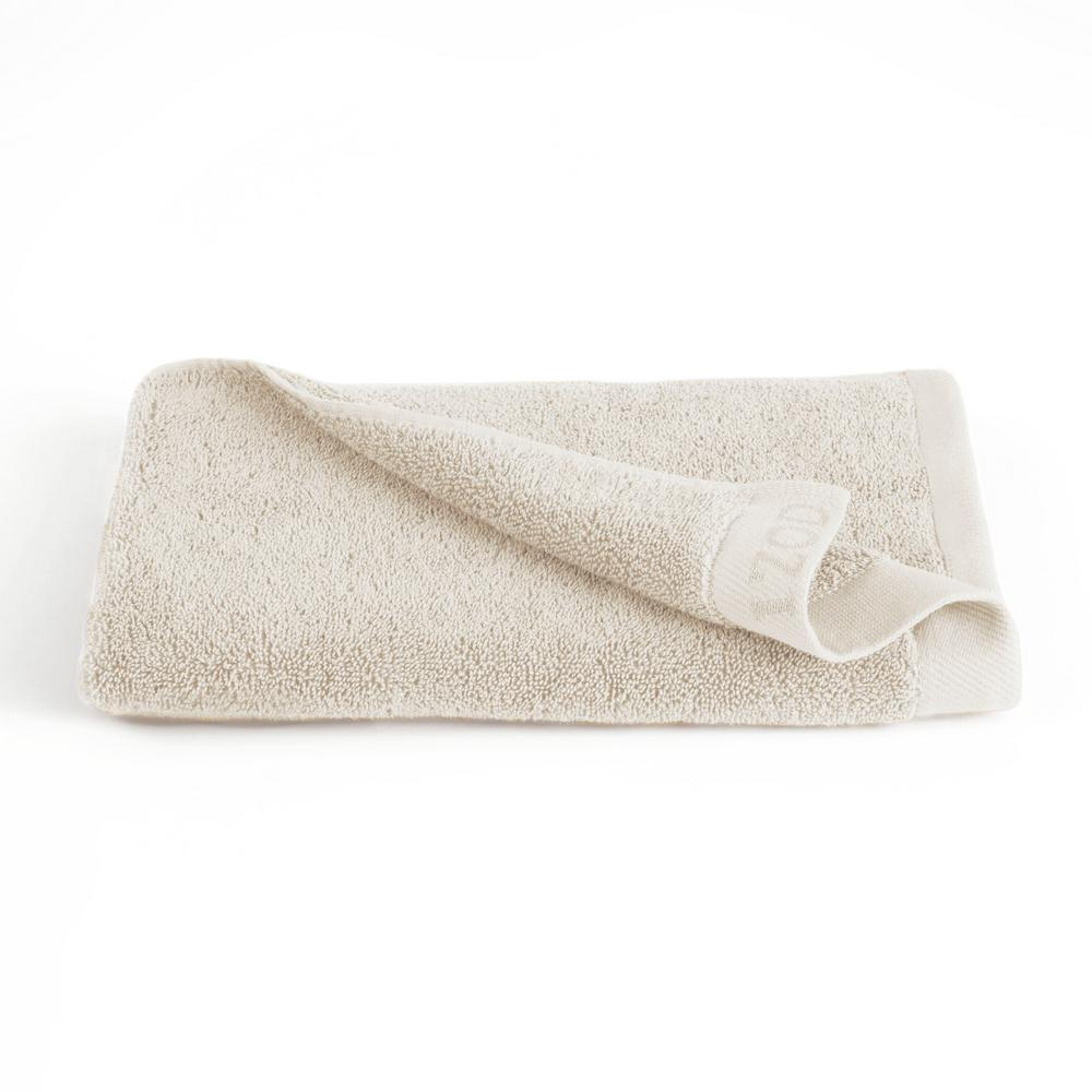 Classic Egyptian Cotton Hand Towel in Egret