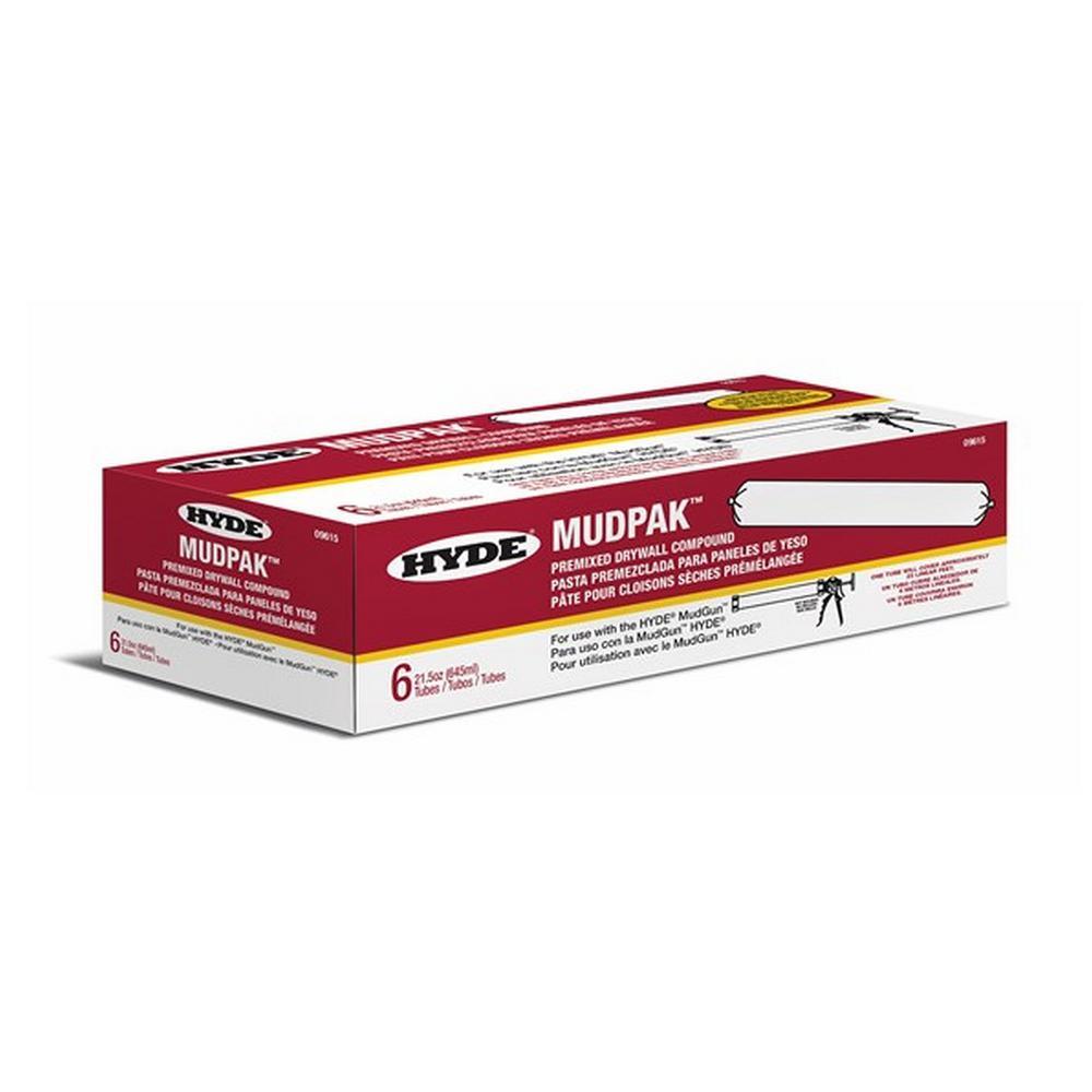 MudPak Premixed Drywall Compound Casing