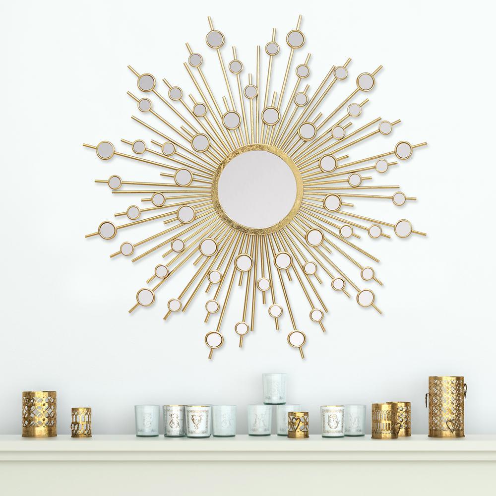 Pia Decorative Wall Mirror