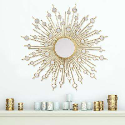 Pia Decorative Wall Mirror