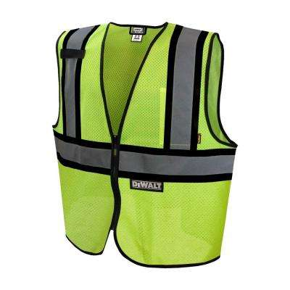 4X-Large 2 Tone Mesh Class 2 Vest