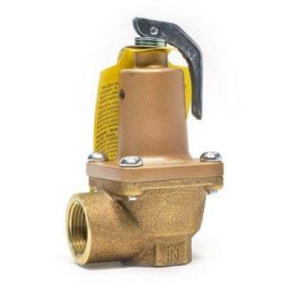 Watts 34 In Relief Valve 174a 075 30 The Home Depot