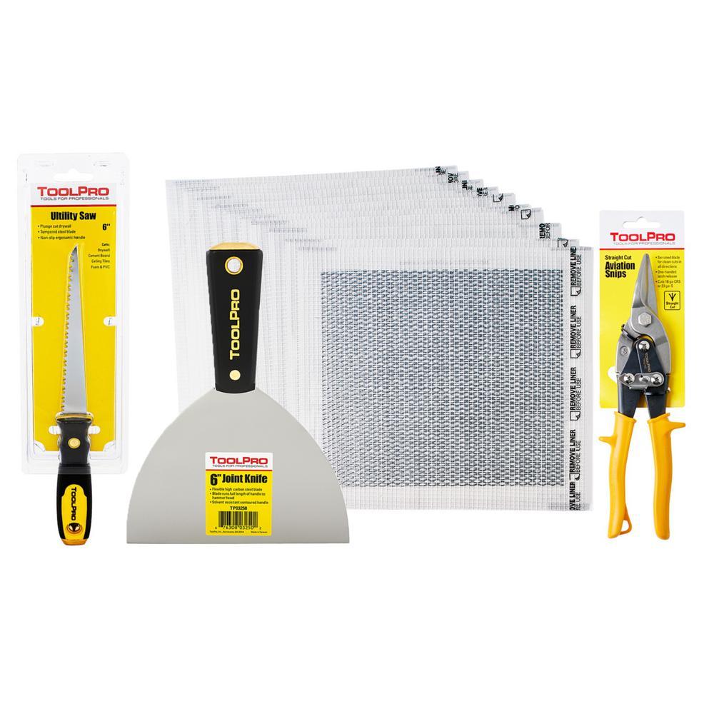 Pro Wall Repair Kit