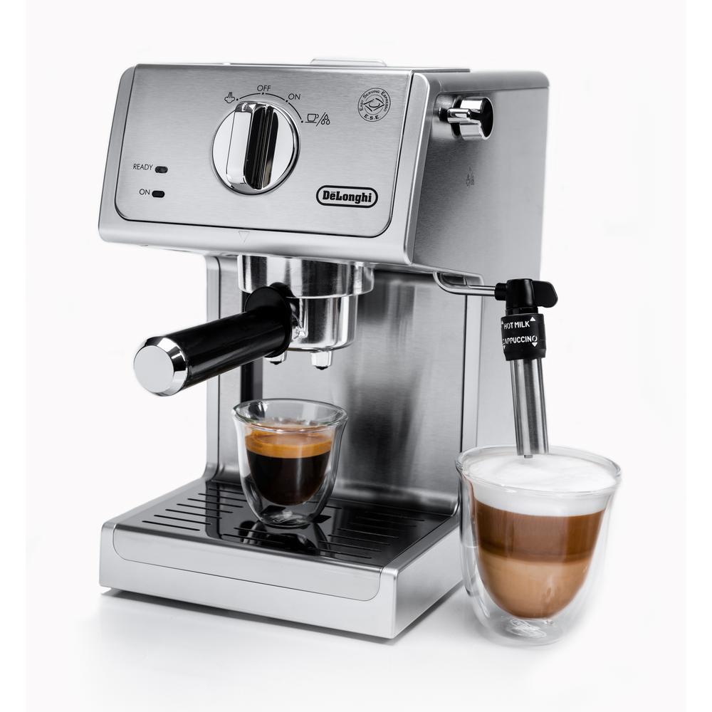 15 Bar Espresso and Cappuccino Machine with Premium Adjustable Frother -