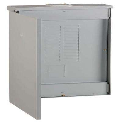 PowerMark Gold 150 AMP 24-Space 30-Circuit Outdoor Main Lug Circuit Breaker Panel