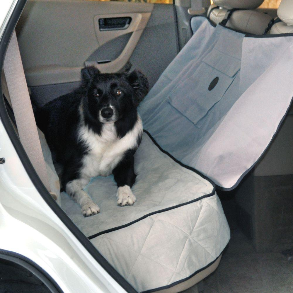 how to clean dog urine off of car seat