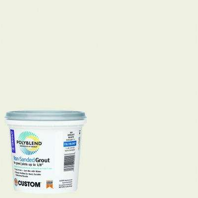 Polyblend #381 Bright White 1 lb. Non-Sanded Grout