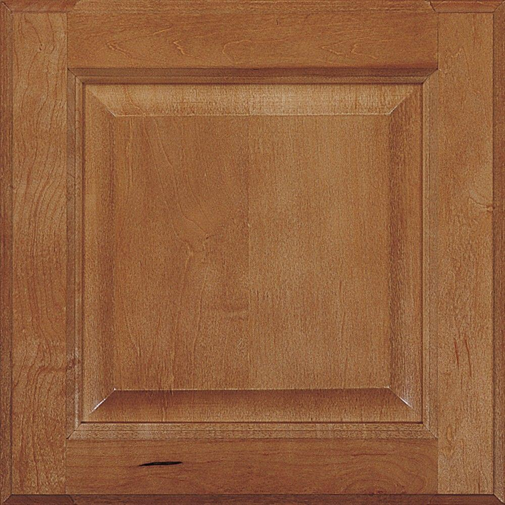 Thomasville 14.5x14.5 in. Cabinet Door Sample in Langston Cider