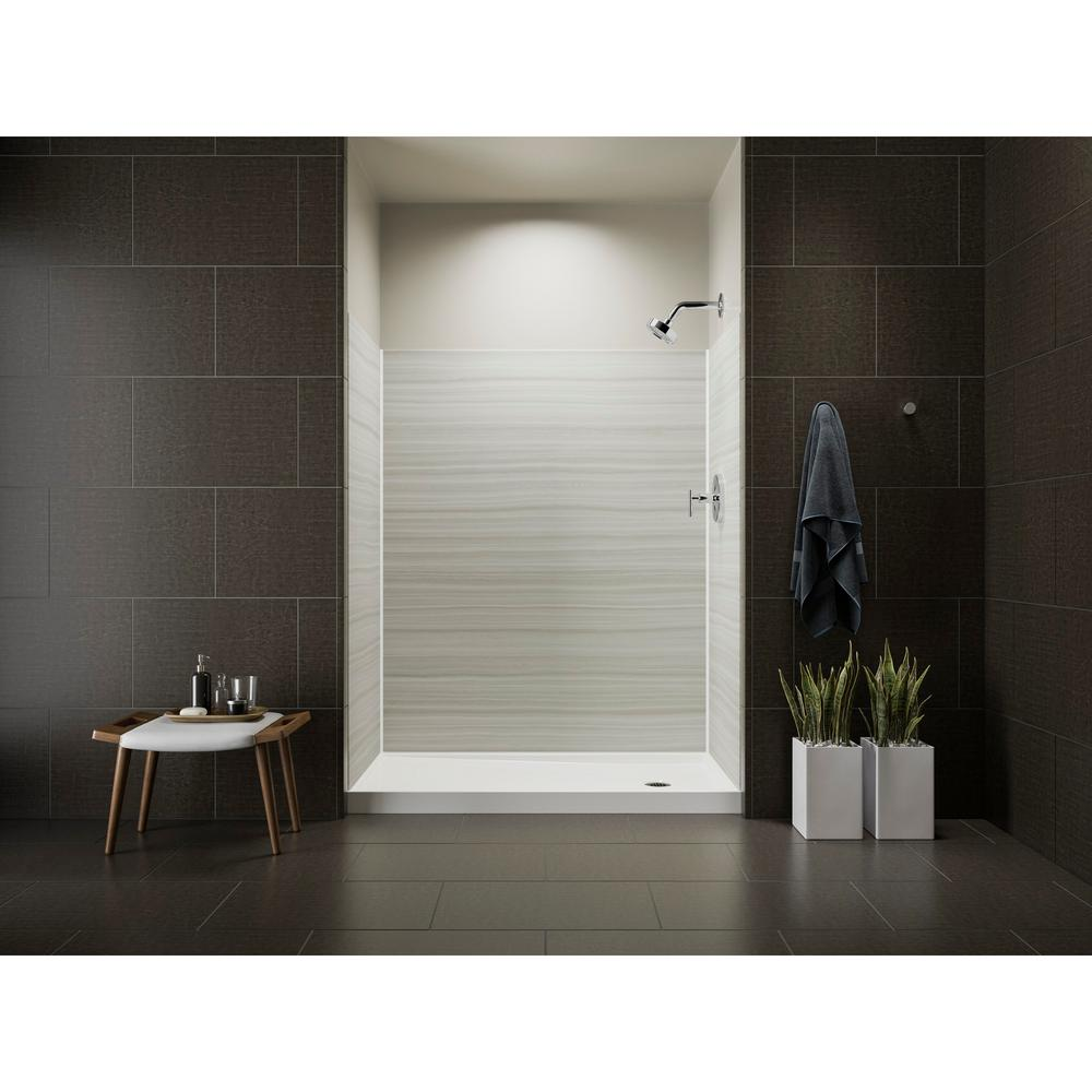 KOHLER Choreograph 32 In. X 60 In. X 72 In. Shower Kit With