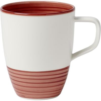 Manufacture Rouge 3-1/4 oz. Red Espresso Cup