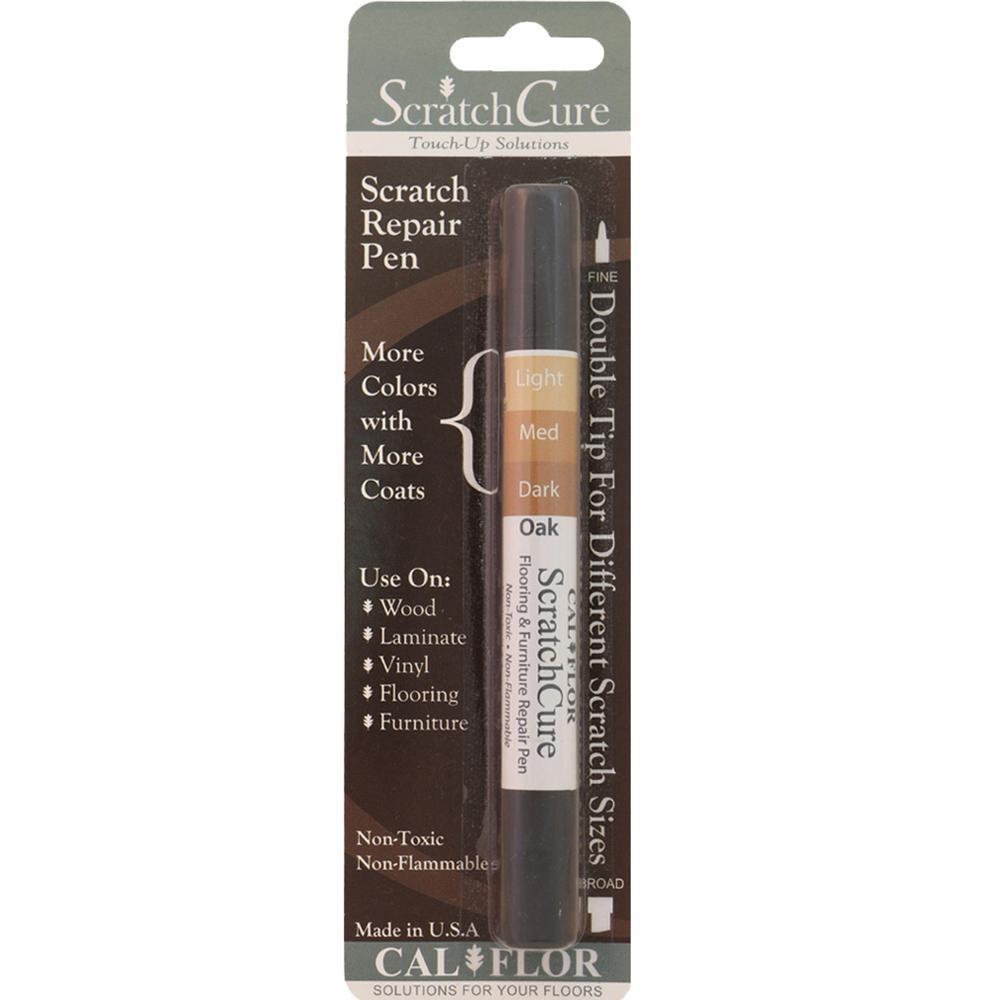 ScratchCure Oak Wood, Laminate and Vinyl Scratch Repair Pen