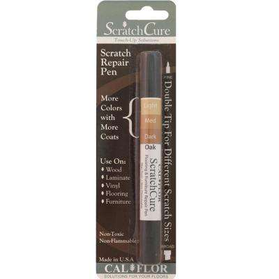 ScratchCure Oak Wood, Laminate and Vinyl Scratch Repair Pen