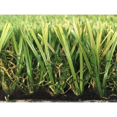 GREENLINE Boise Premium 65 Artificial Grass Synthetic Lawn Turf Carpet for Outdoor Landscape 7.5 ft. x Custom Length