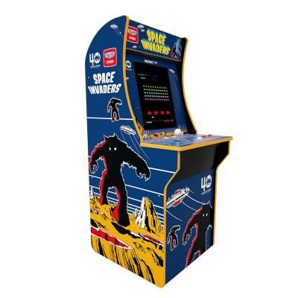 Space Invaders Arcade No Riser