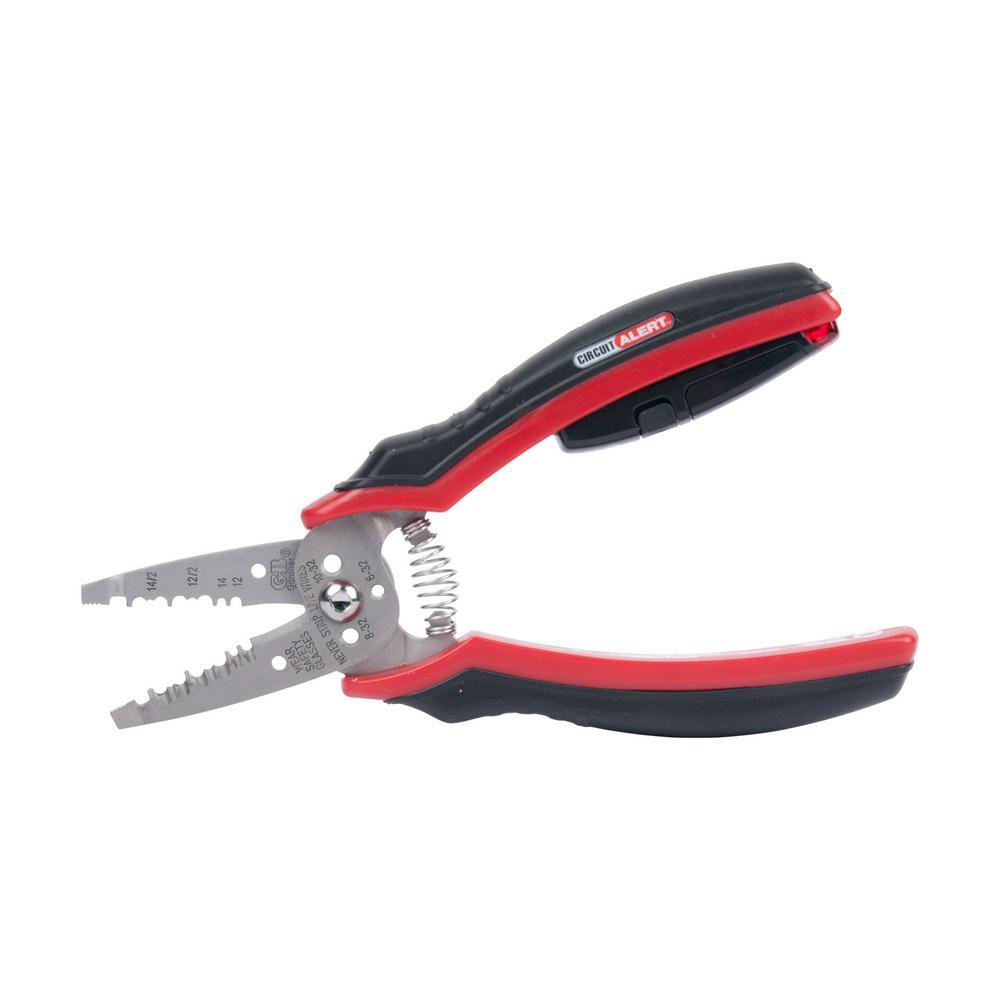 10-18 AWG Circuit Alert Volt Sensing Wire Stripper