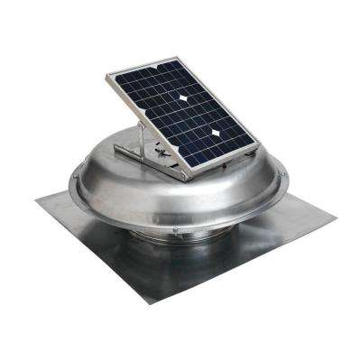 500 CFM Solar Powered Roof Mount Exhaust Fan