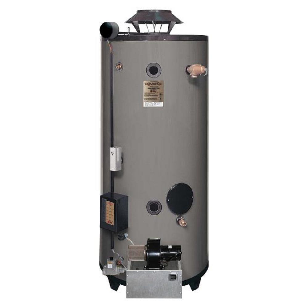 Rheem Commercial Universal Heavy Duty 75 Gal  125,000 BTU Ultra Low NOx  (ULN) Natural Gas Tank Water Heater