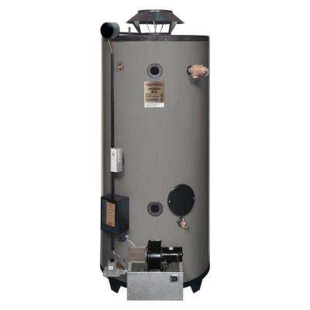 Commercial Universal Heavy Duty 75 Gal. 125K BTU Ultra Low NOx (ULN) Natural Gas Tank Water Heater