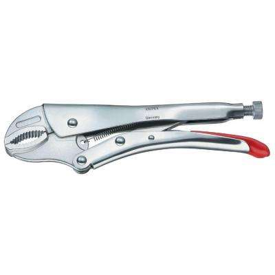 7 in. Locking Pliers with Round Jaws