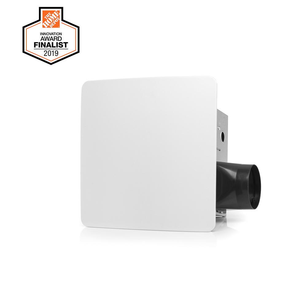 110 CFM Easy Installation Bathroom Exhaust Fan with Humidity Sensing