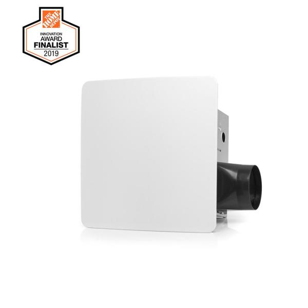 110 CFM Easy Installation Bathroom Exhaust Fan with Humidity Sensing