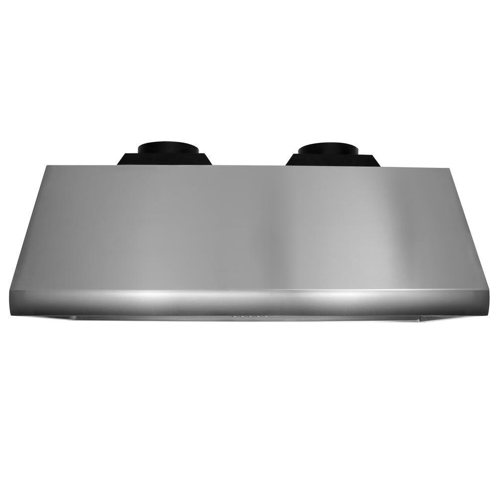 Thor Kitchen 48 In Undercabinet Range Hood Stainless Steel