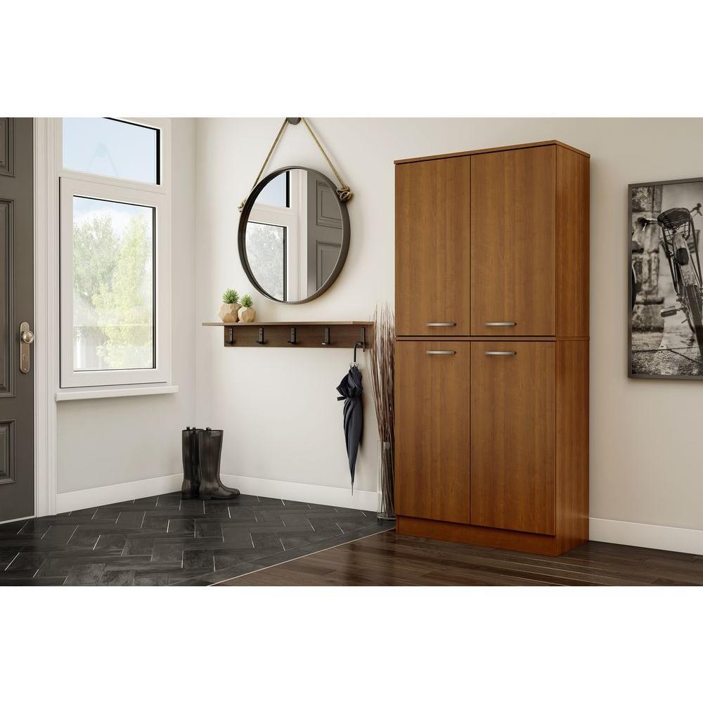 Axess Morgan Cherry Storage Cabinet