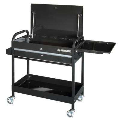 31 in. 1-Drawer Utility Cart
