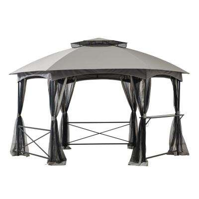 11x15 Gazebos Shade Structures The Home Depot