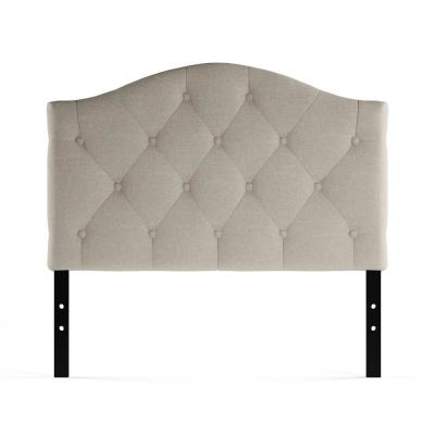Myra Beige Queen Headboard