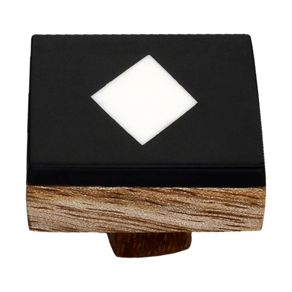 Mascot Hardware Casino 1-3/7 in. Diamond Cabinet Knob