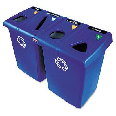 4-Stream 92 Gal. Glutton Recycling Station
