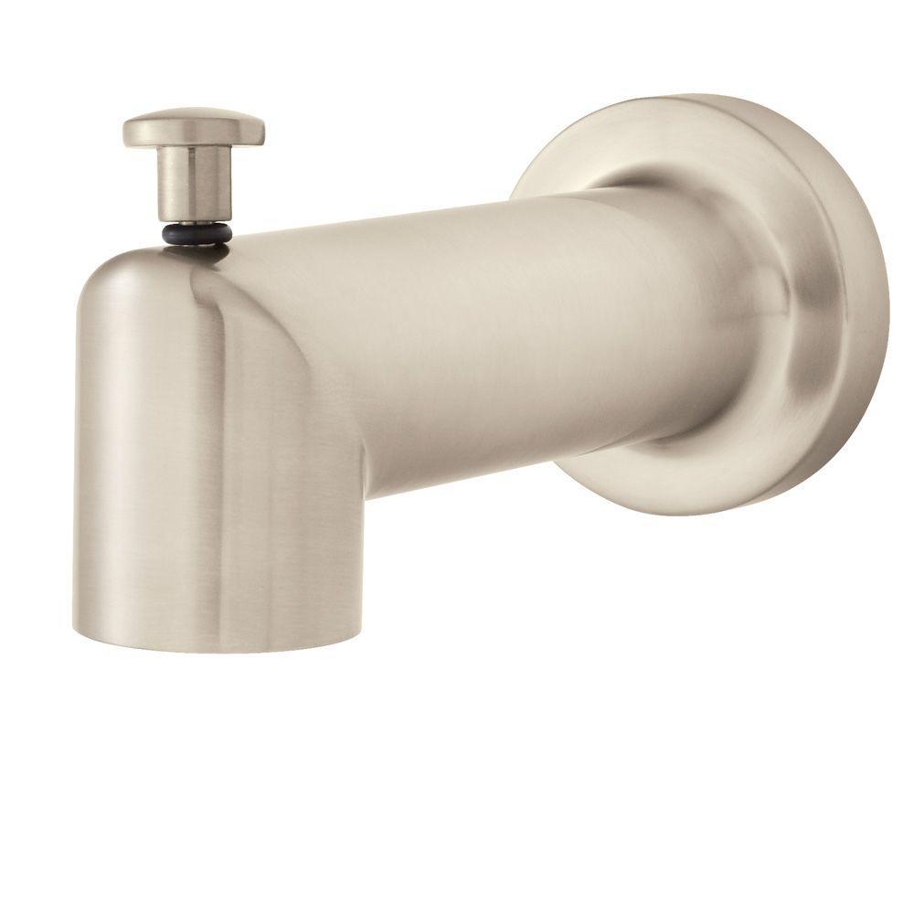 Speakman Neo Diverter 2.5 in. Tub Spout in Brushed Nickel...