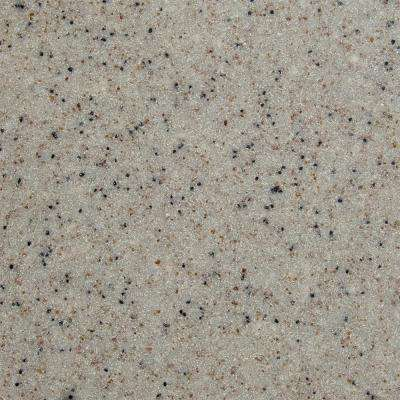 3 in. x 3 in. Cultured Granite Vanity Top Sample in Morning Dew Granite