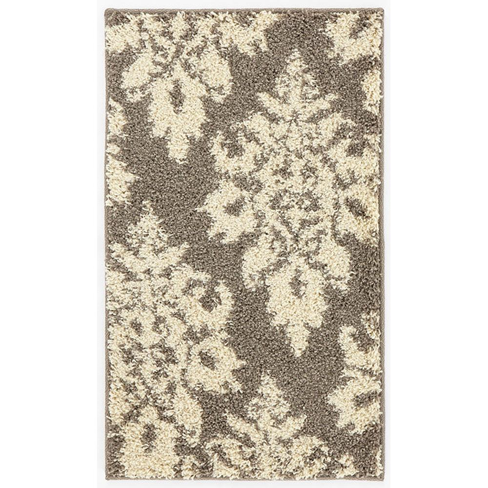 This Review Is From:Meadow Damask Gray 1 Ft. 10 In. X 3 Ft. Accent Rug