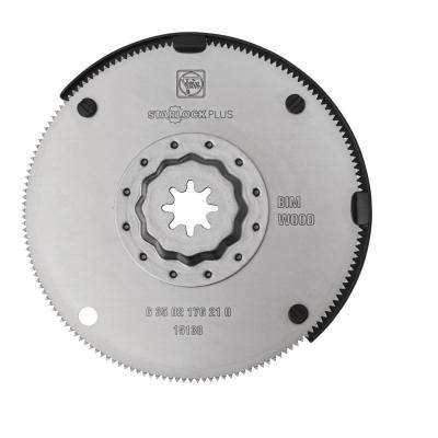 4 in. High-Speed Steel Saw Blade Starlock Plus