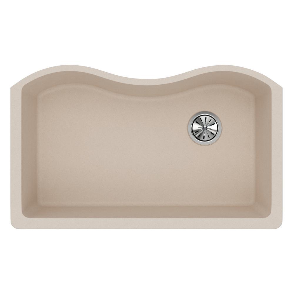 Off-White - Kitchen Sinks - Kitchen - The Home Depot