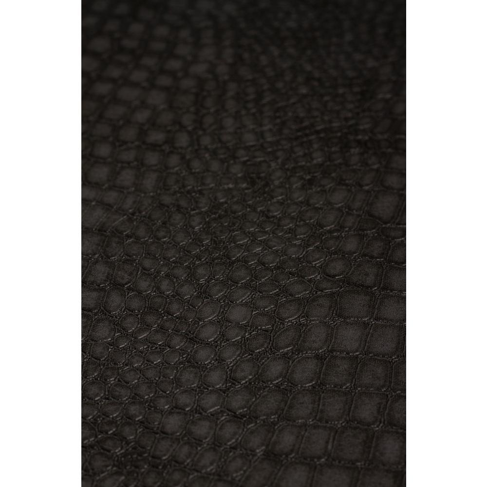 Graham Brown Black Crocodile Removable Wallpaper 32 659